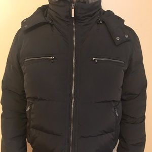 Kenneth Cole down puffer jacket